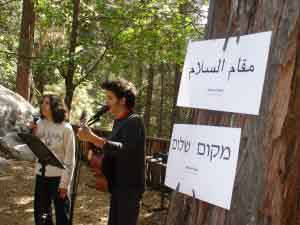 a jewish summer camp that extends beyond the traditional boundries of organized jewish community