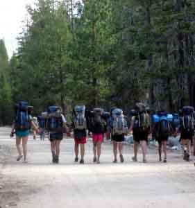 jewish summer camp near Yosemite National Park