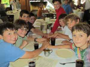 jewish summer camp positive jewish identity
