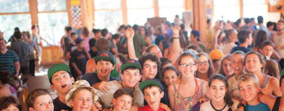 family camp northern california