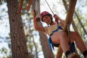 jewish summer camp fostering positive self image