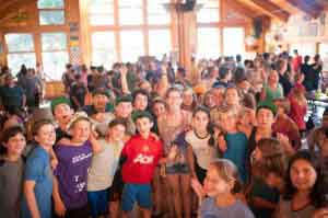 jewish summer camp creating cooperative community