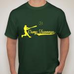 A's Tawonga tshirt