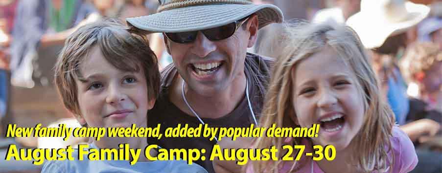 new fam camp website