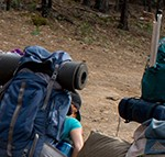 Women of the Wild: <br>Backpacking, Rafting, Redwoods