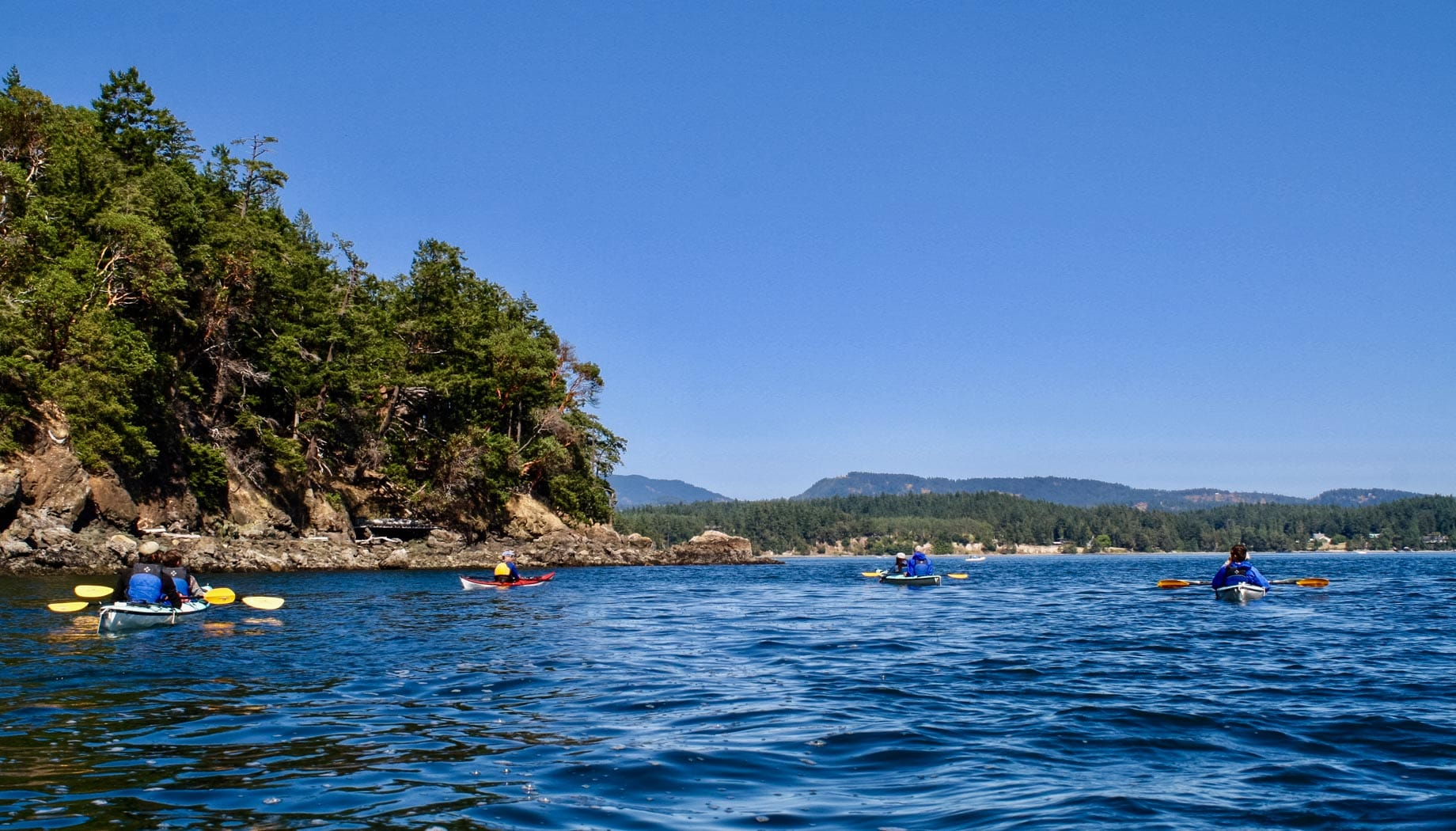 Boating on the Northwest Canada quest
