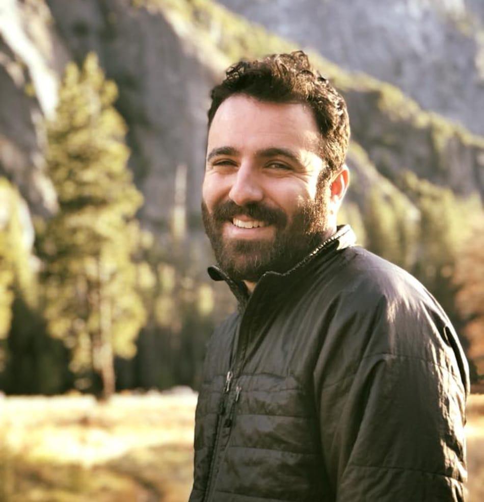 Benjamin Simrin, Registrar and Camper Administration Manager